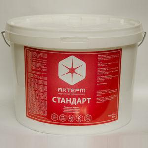 Жидкая теплоизоляция Актерм (стандарт) 10л.