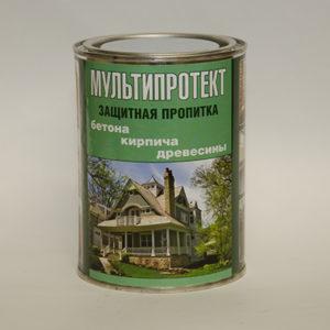 Защитная пропитка МультиПротект-П 1л.