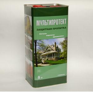 Защитная пропитка МультиПротект-П 5л.