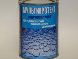 Гидроизоляционная пропитка МультиПротект-П 1л.