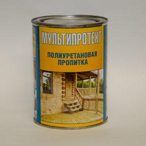 Полиуретановая пропитка МультиПротект-ПУ 1л.