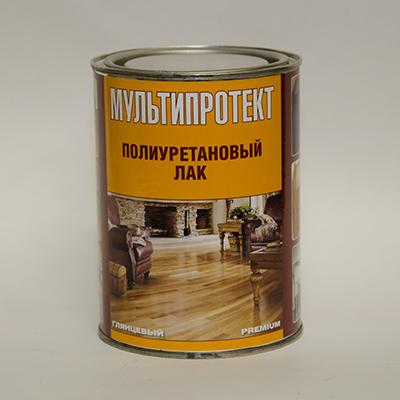 Полиуретановый лак МультиПротект-ПУ 1л.