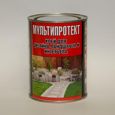 Полимерный клей МультиПротект-ПУ 1л.